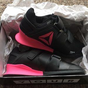 Reebok women's weightlifting shoes